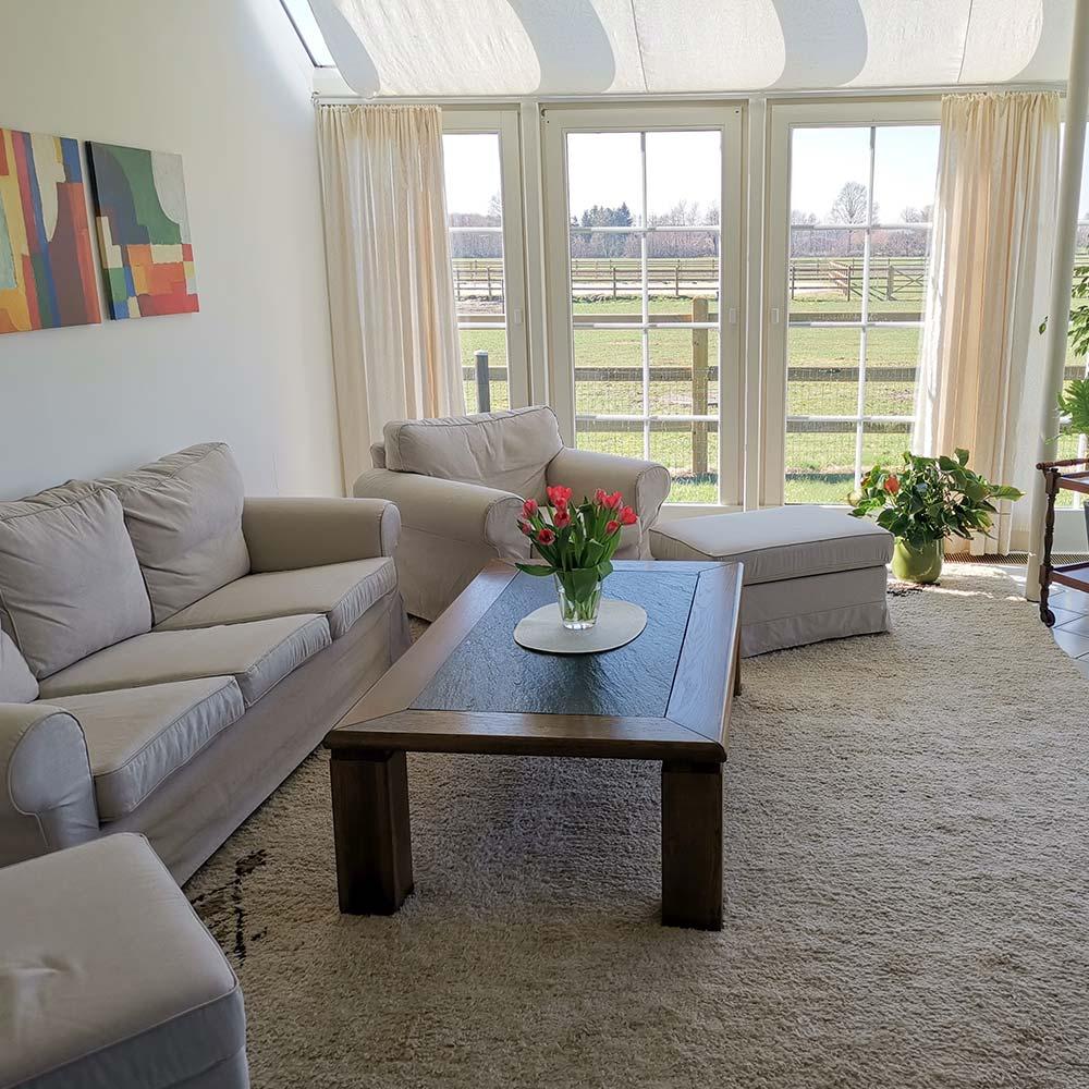 Unser Ferienhaus in Borken überzeugt mit einer besonders tollen Ausstattung.