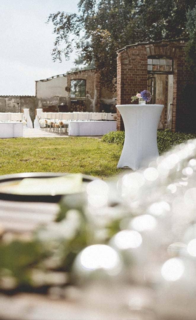 Hochzeit und Event Location mit richtig viel Charme in Borken